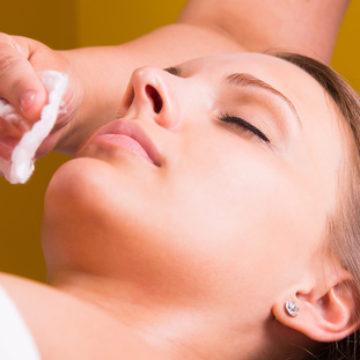 Peeling visage                                        – taches brunes erythtrose couperose