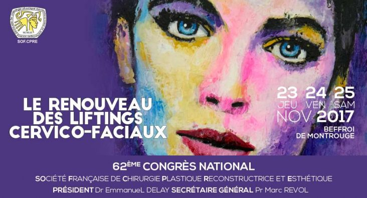 congres chirurgie plastique esthétique paris 2017 intervention dr hunsinger vincent